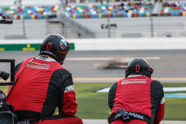 2020 Rolex 24 Daytona Pit Crew