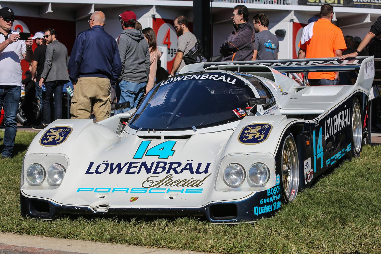 2020 Rolex 24 Daytona Porsche 962 Lowenbrau Special IMSA GTP