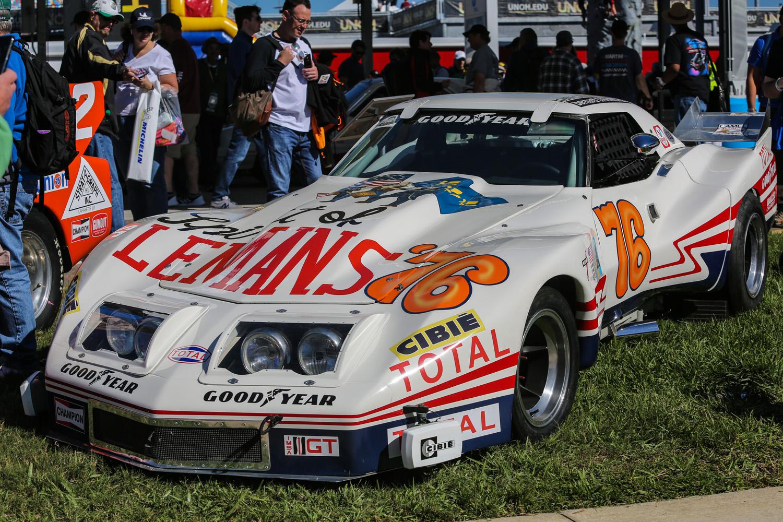 2020 Rolex 24 Daytona Spirit of LeMans Corvette John Greenwood