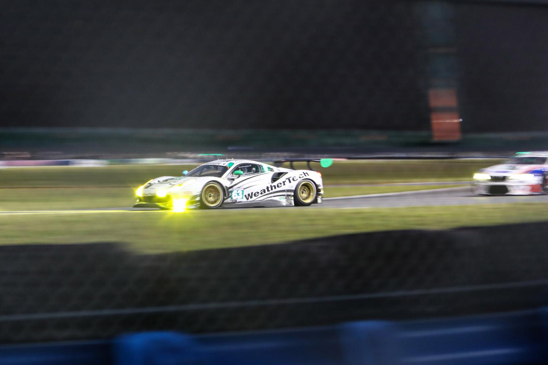 2020 Rolex 24 Daytona Weathertech Ferrari