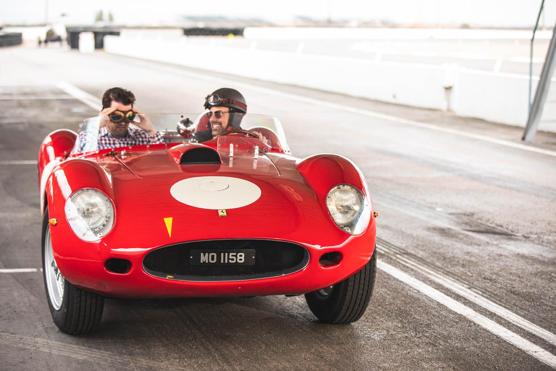 Ferrari 250 TR60 replica