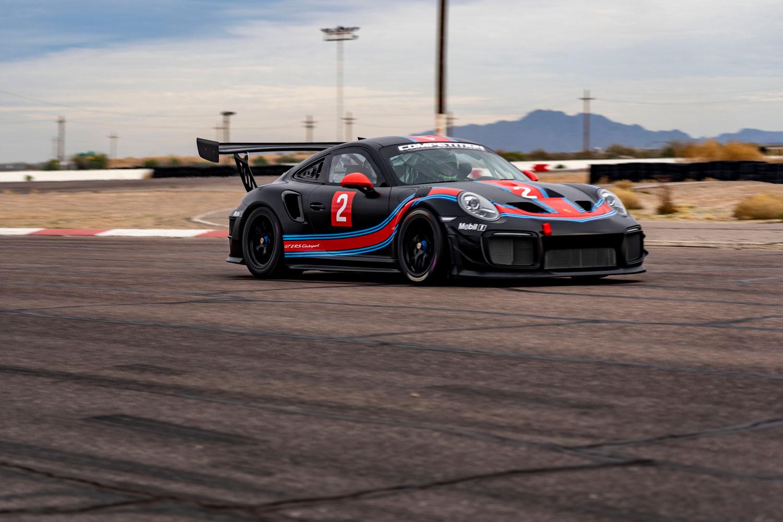 Patrick Long Porsche 911 GT2 RS Clubsport