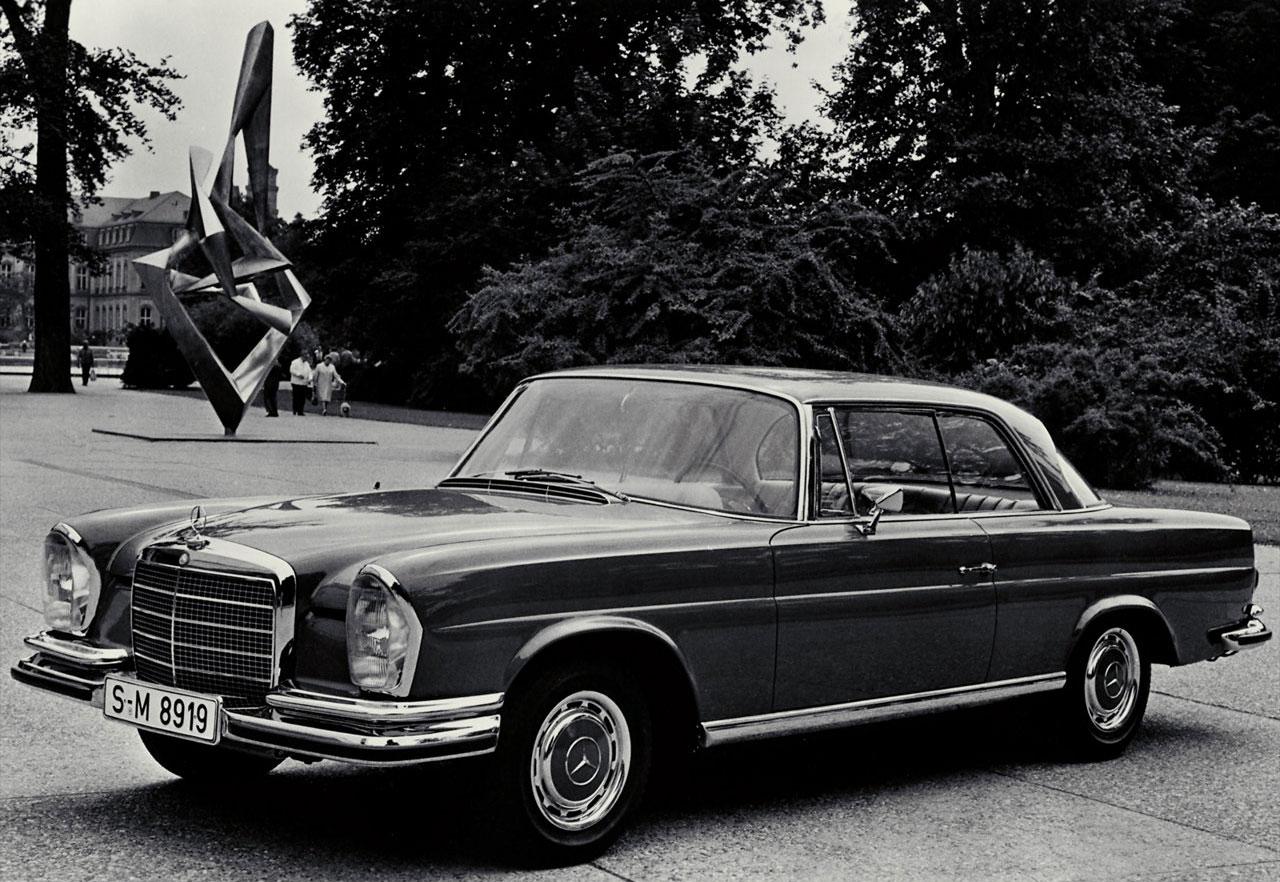1969 Mercedes-Benz 280 SE 3.5 Coupe