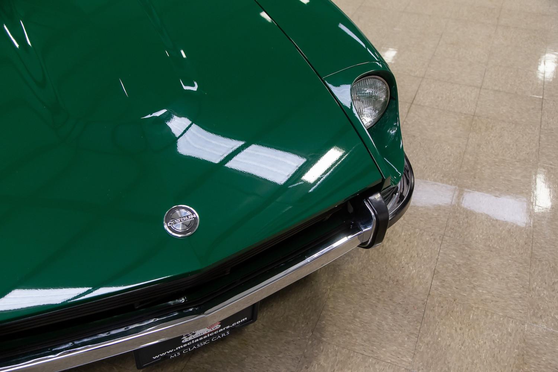 1971 Datsun 240Z Series I front headlight