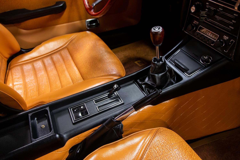 1971 Datsun 240Z Series I shifter