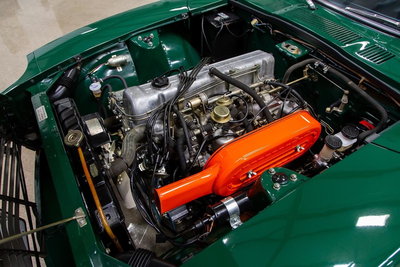 1971 Datsun 240Z Series I engine