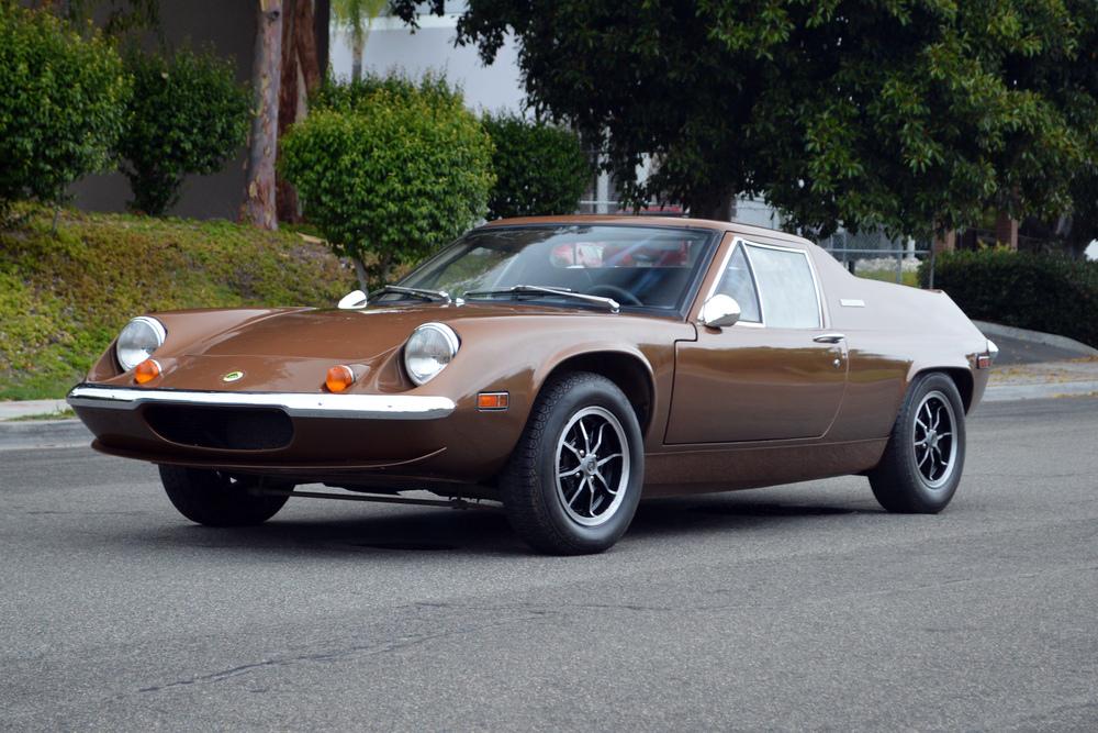1973 Lotus Europa Twin Cam
