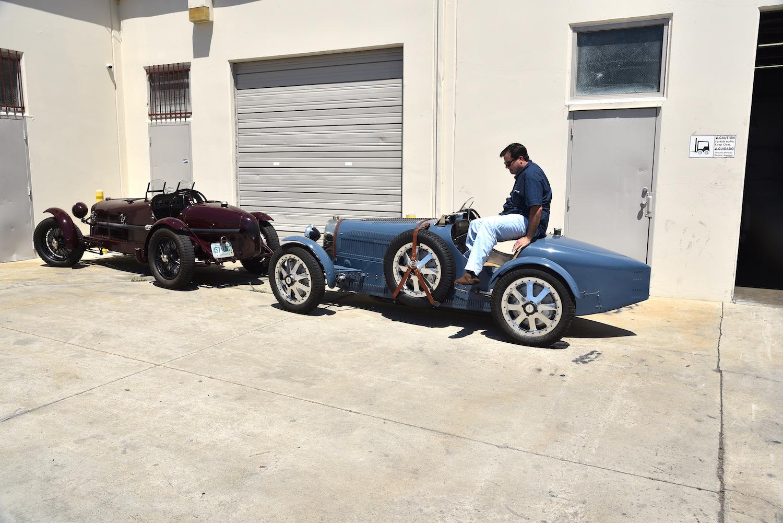 old alfa romeo and bugatti