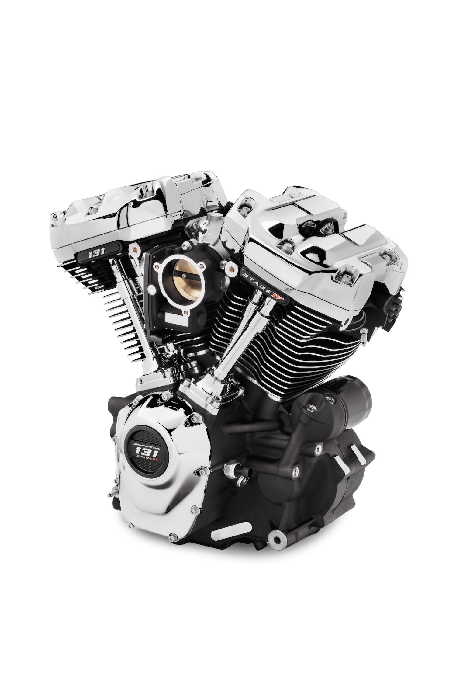 new screamin eagle 131 crate engine