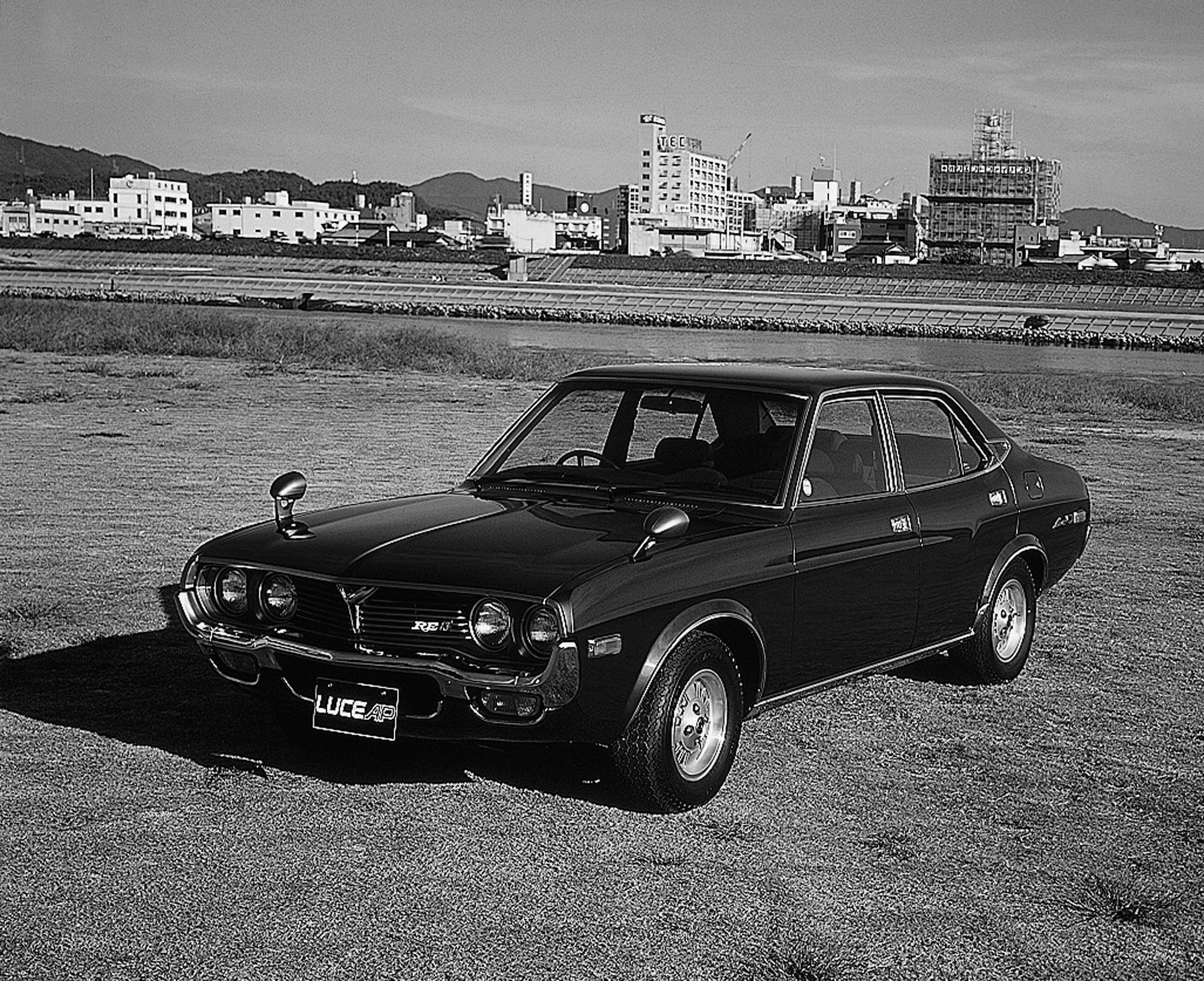 40th Mazda RX4 1972