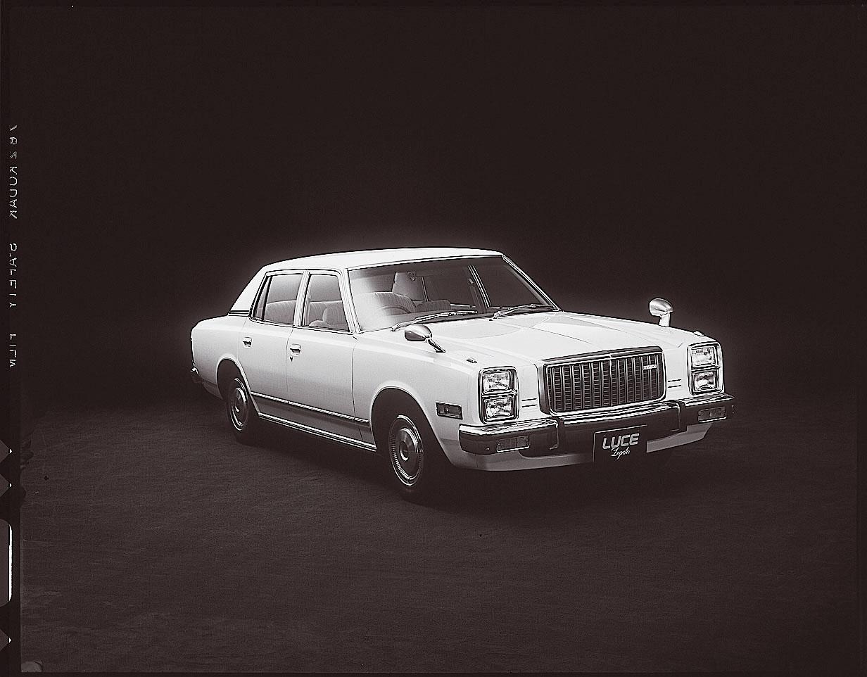 40th Mazda 929L 1977