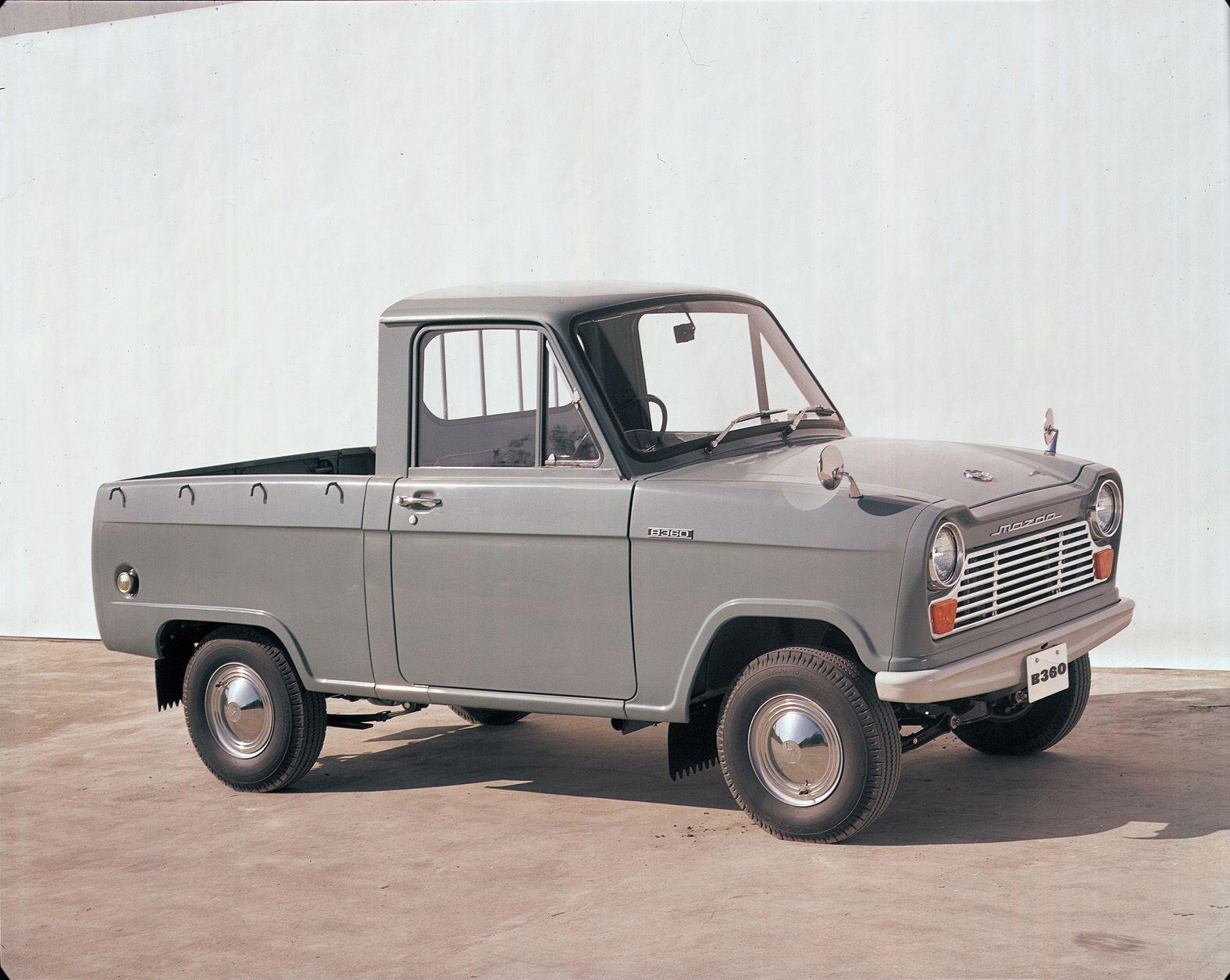 B360 Pick-up 1963
