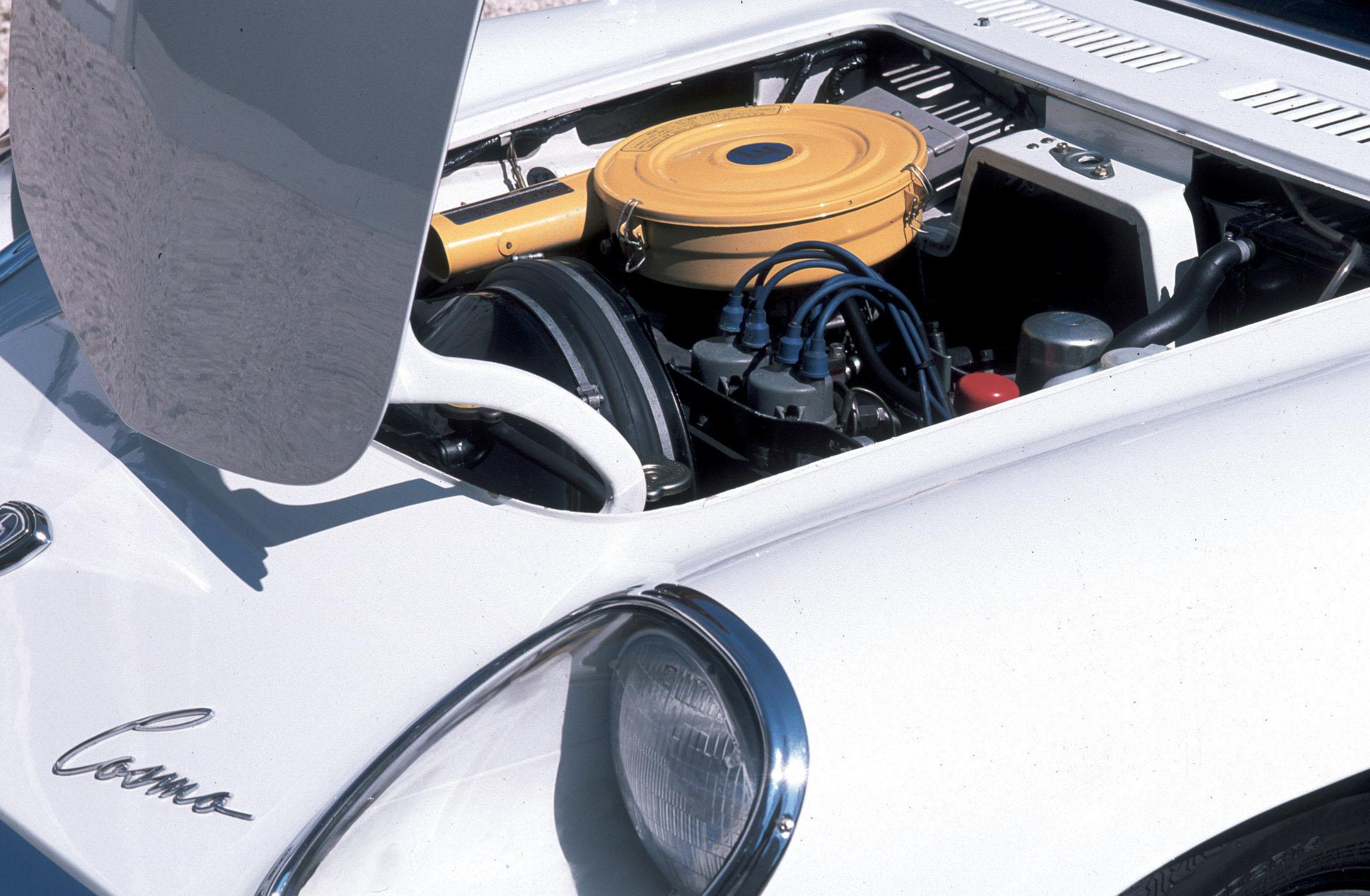 Mazda Cosmo Sport 110 S 1968