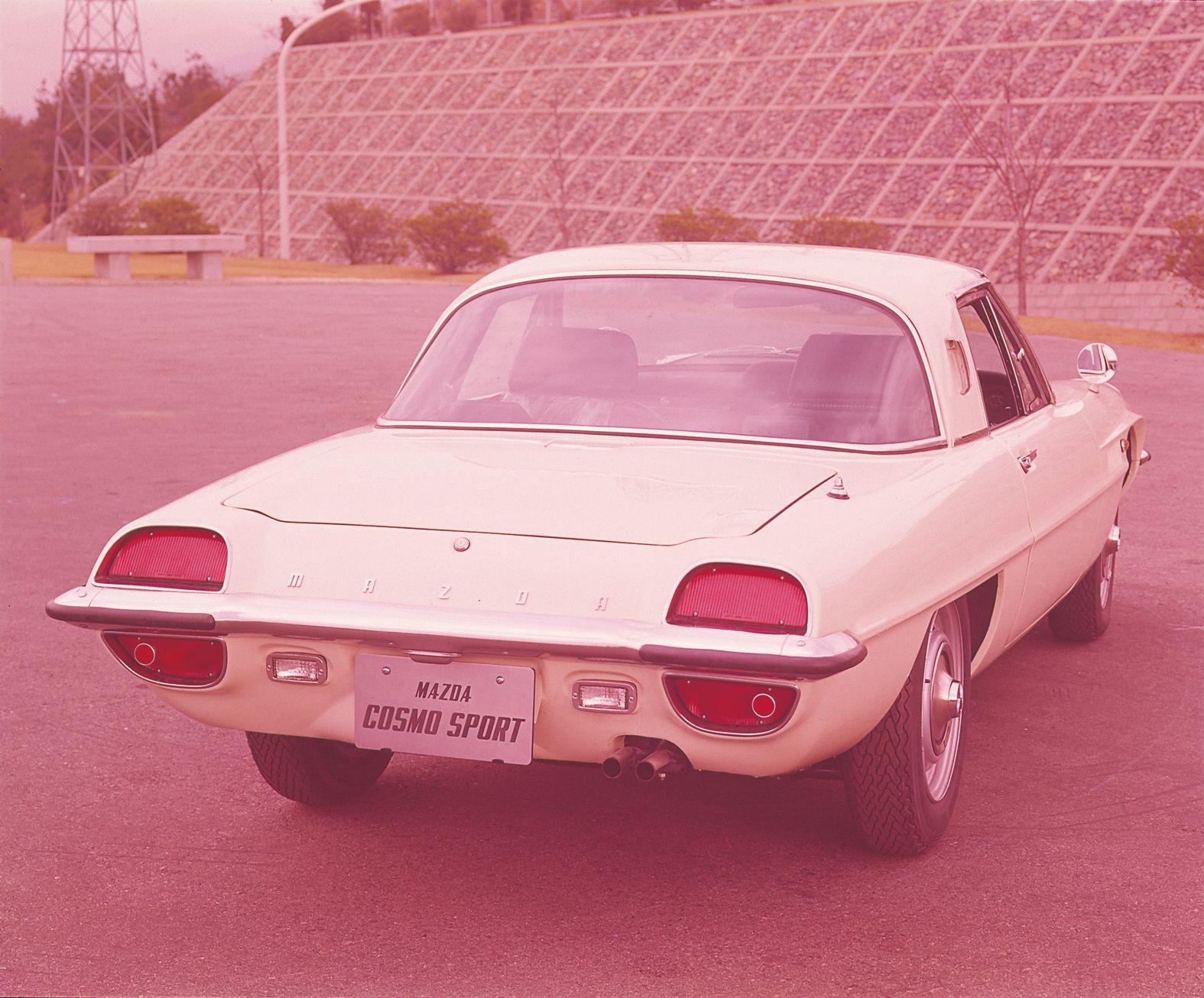 Mazda Cosmo Sport 110S 1967