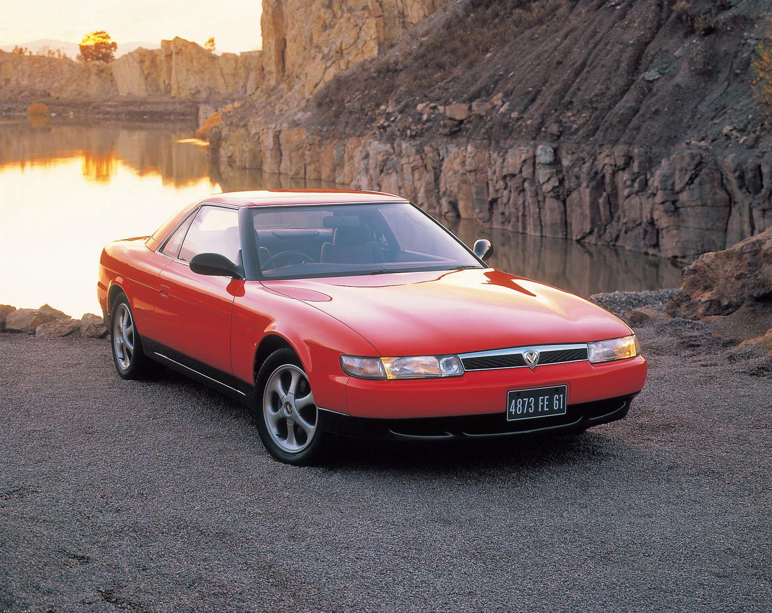 Mazda Eunos Cosmo 1991