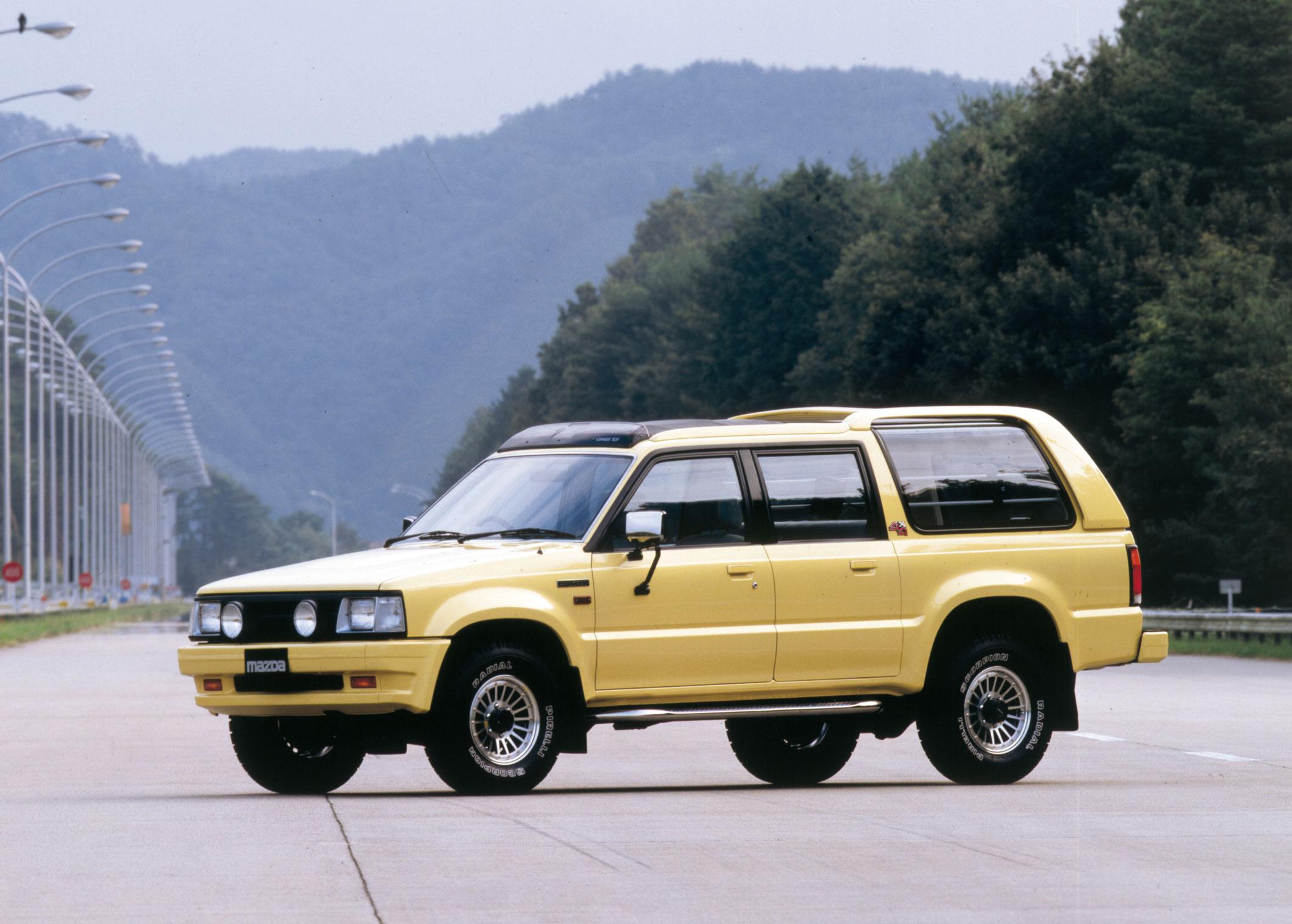 Mazda Marvie 1991