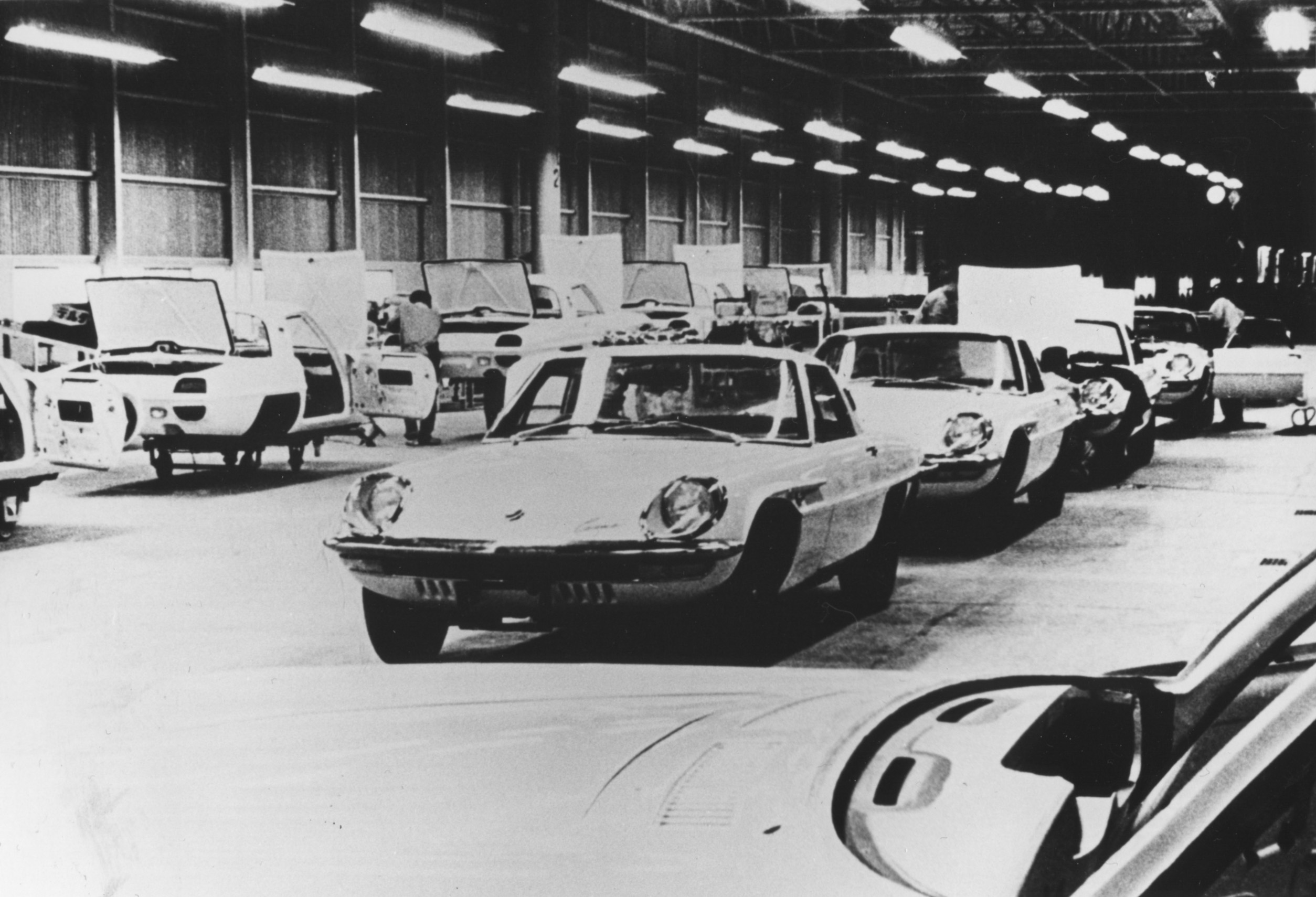 Mazda Cosmo Sport 110S 1968