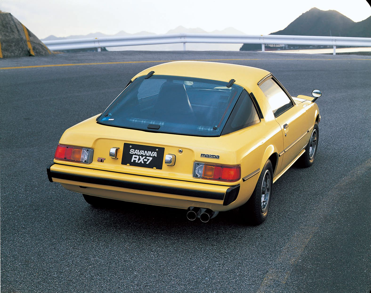 Mazda RX-7 Savanna 1980