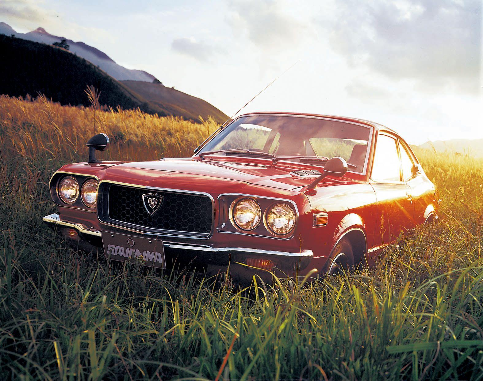 Mazda Savanna RX-3 1971