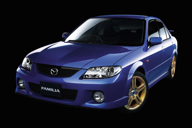 Mazdaspeed Familia 2001