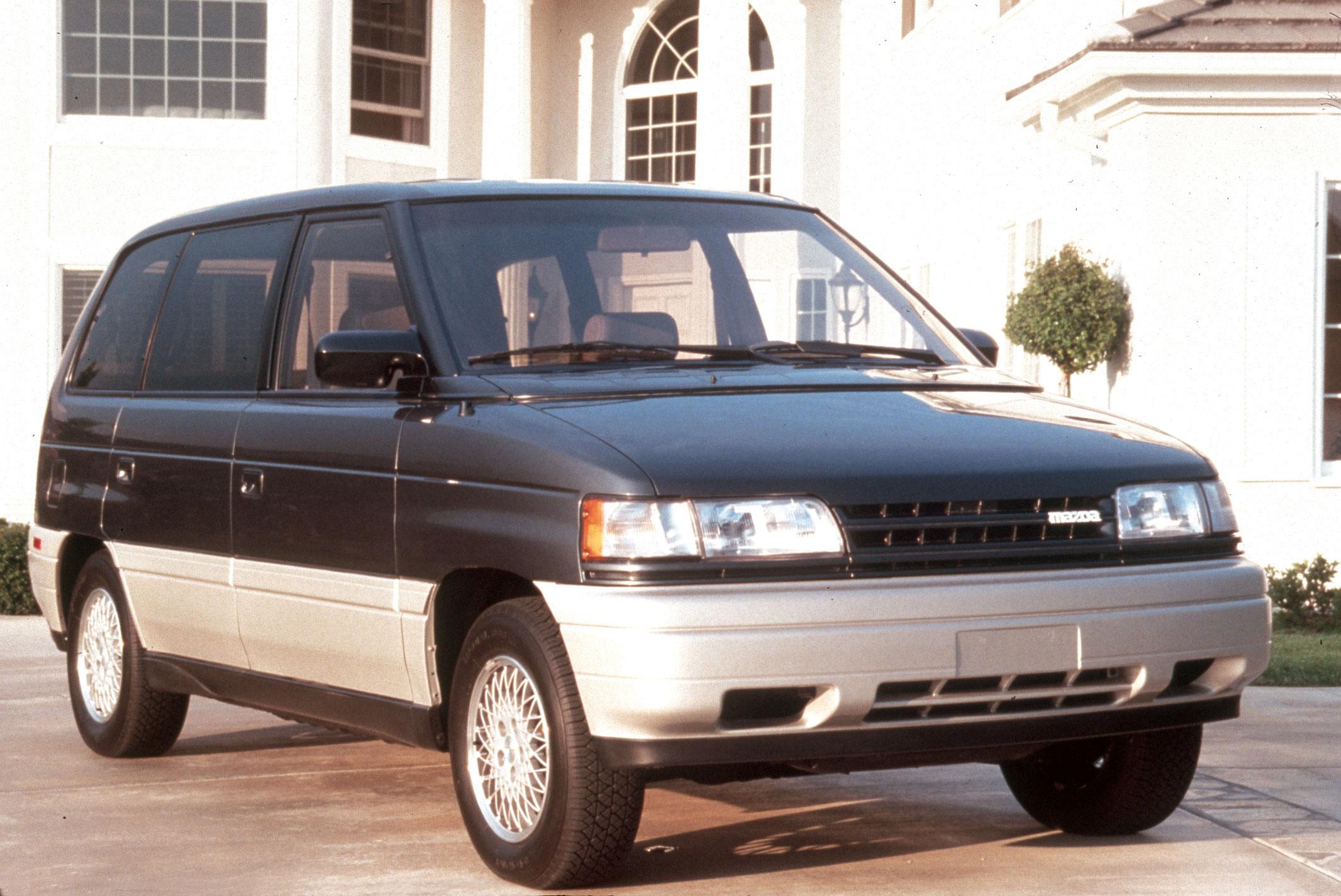 Mazda MPV 1991