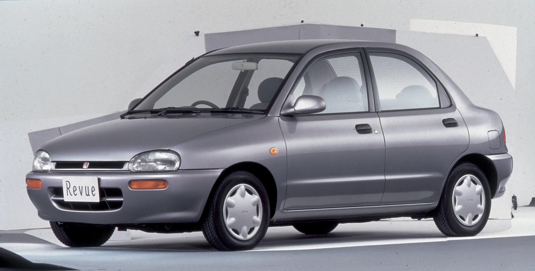 Mazda Revue 1990