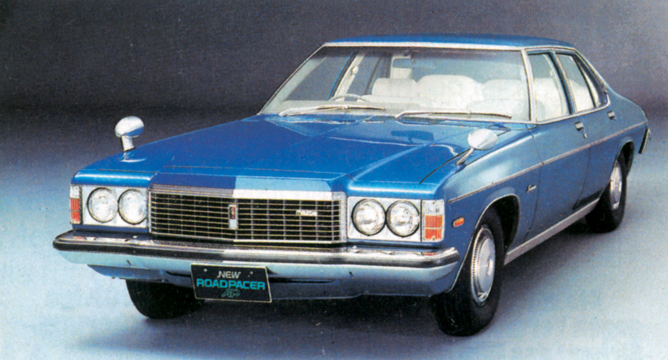 Mazda Road pacer Rotary 1977