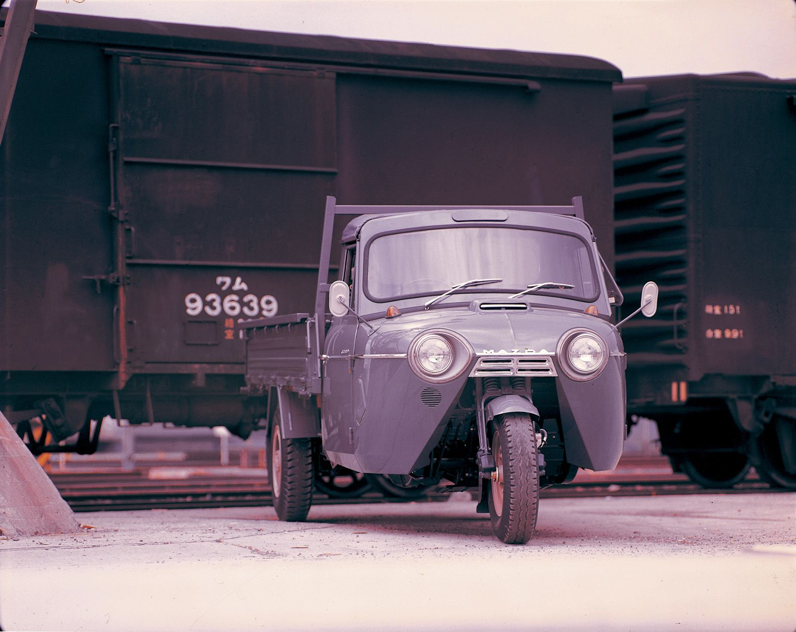 Mazda Typ T1500 Lastendreirad 1963