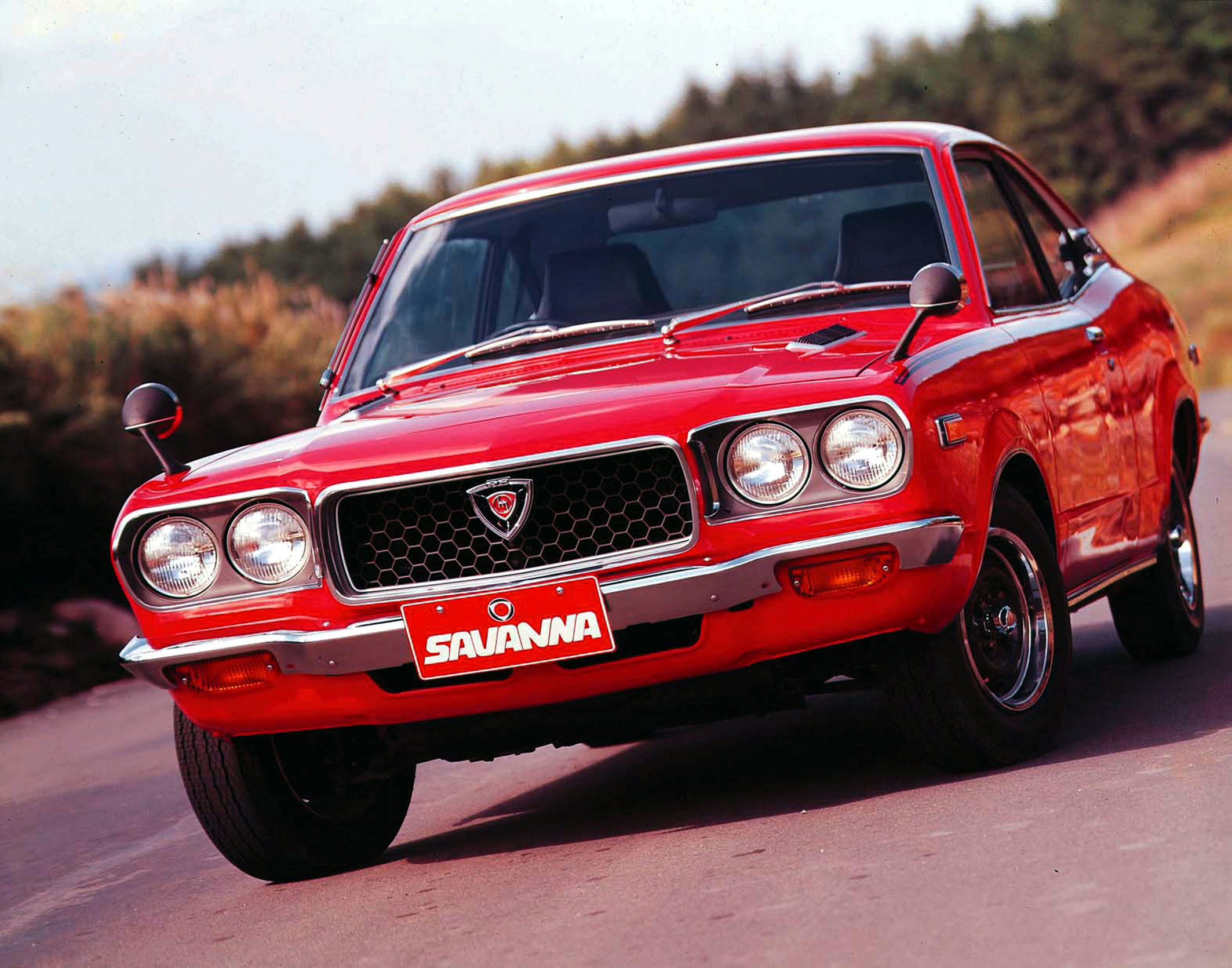 Mazda Wankel Historie