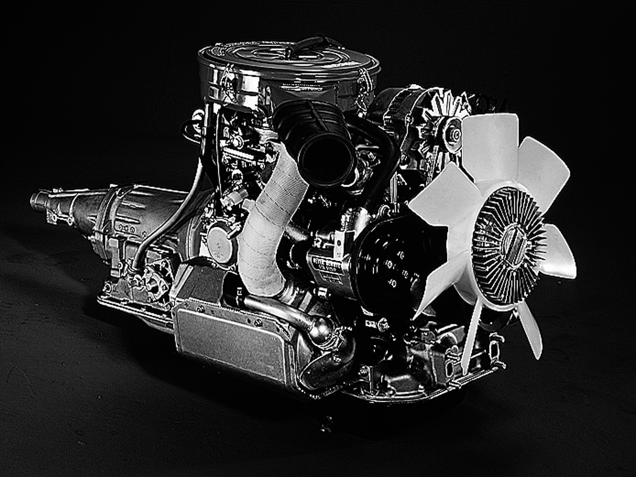40th 13B Rotary Engine