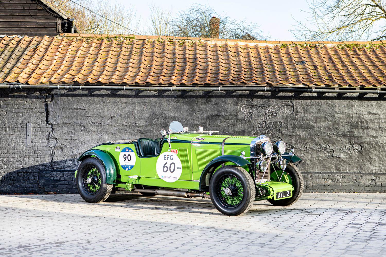1934 Talbot AV105 Brooklands Sports Racer