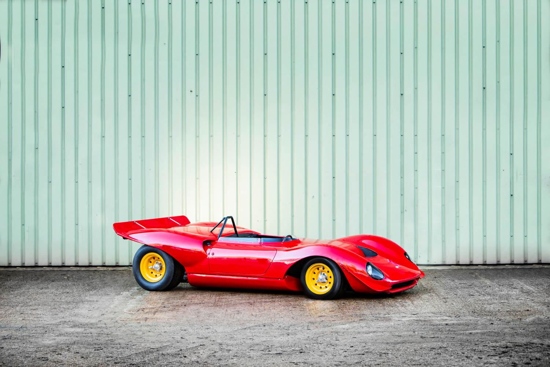1966 Ferrari Dino 206S/SP