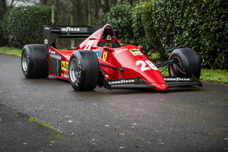 1983 Ferrari 126 C3