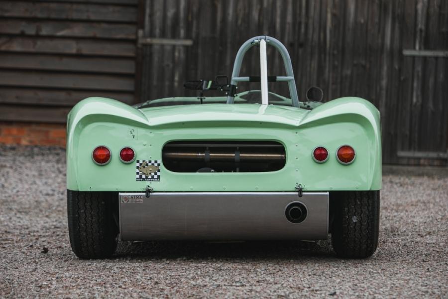 lotus race car rear