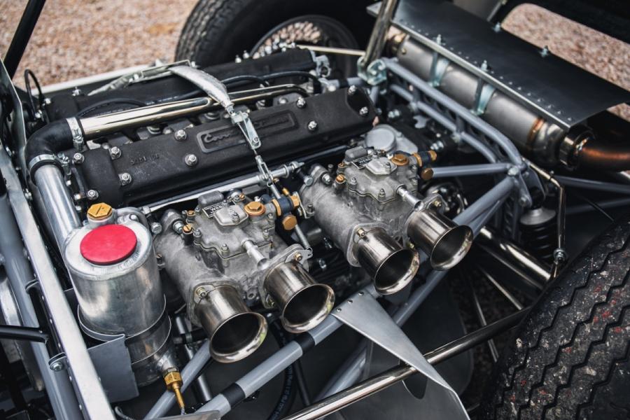 lotus race car engine