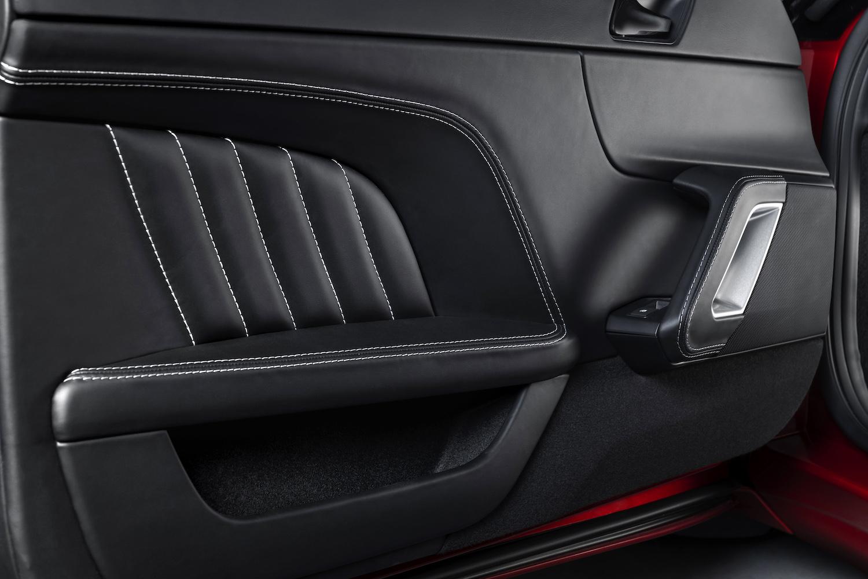 lotus evora gt410 interior door panel
