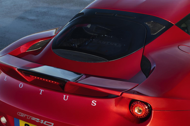 lotus evora gt410 rear