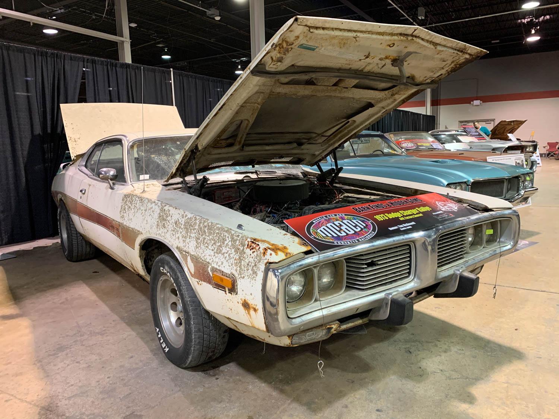 1973 Dodge Charger Rallye 440