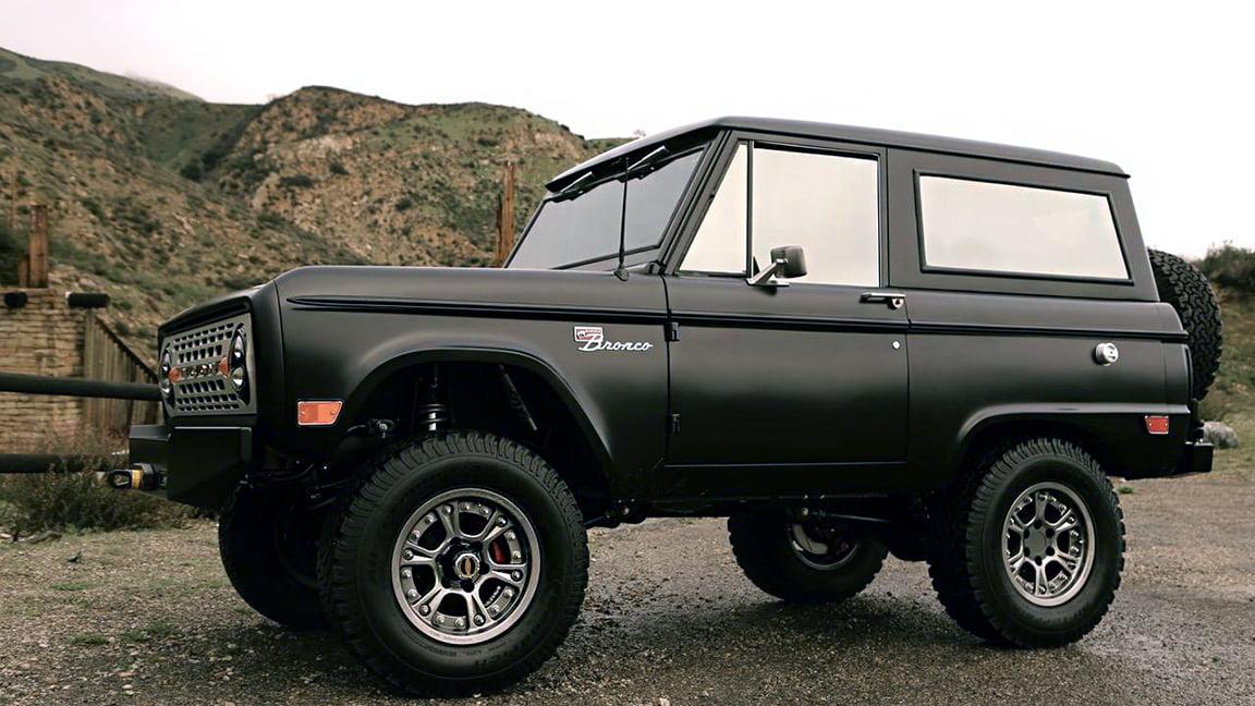 1968 Ford Bronco ICON Build #2