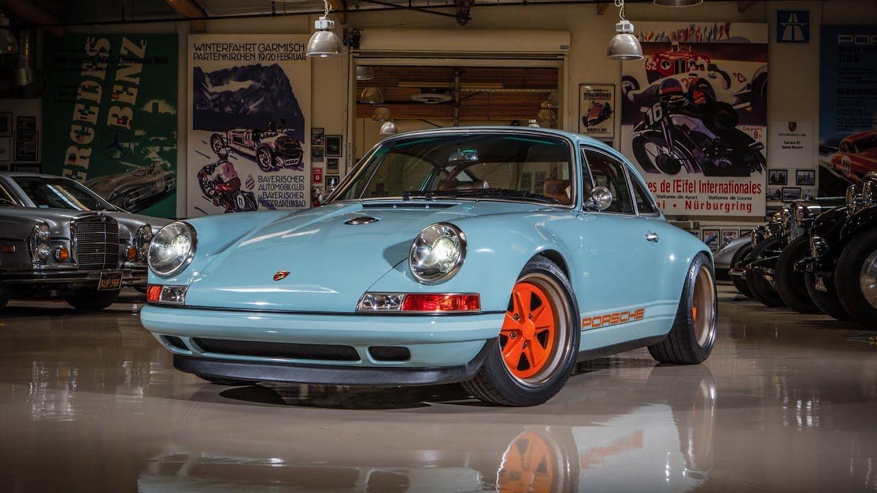 1991 Porsche 911 Reimagined by Singer
