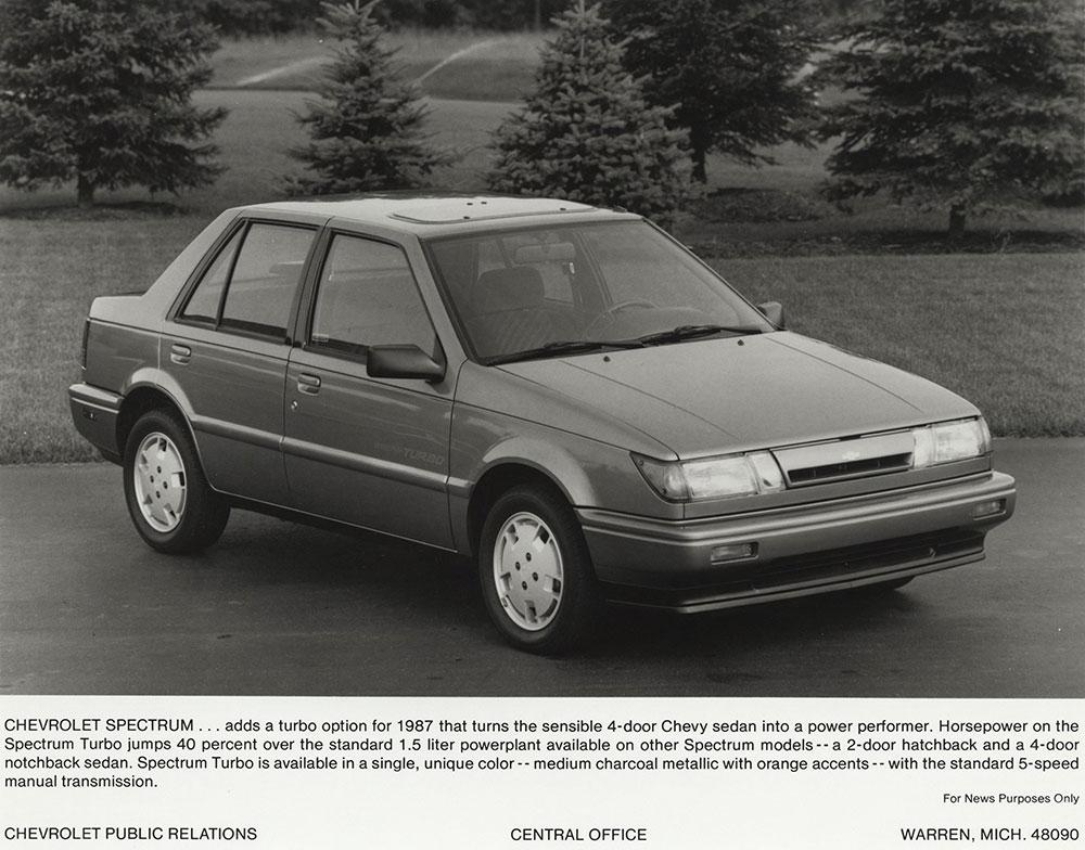 Chevrolet Spectrum