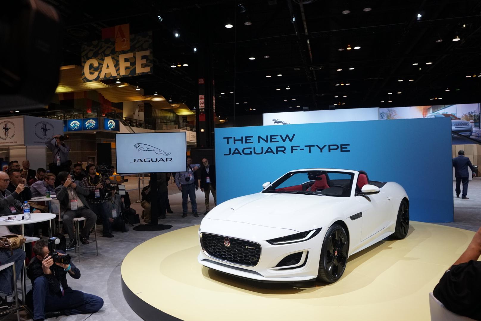 Jaguar F-Type Hot Wheels