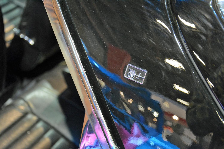citroen sm espace pillar wagon badge detail