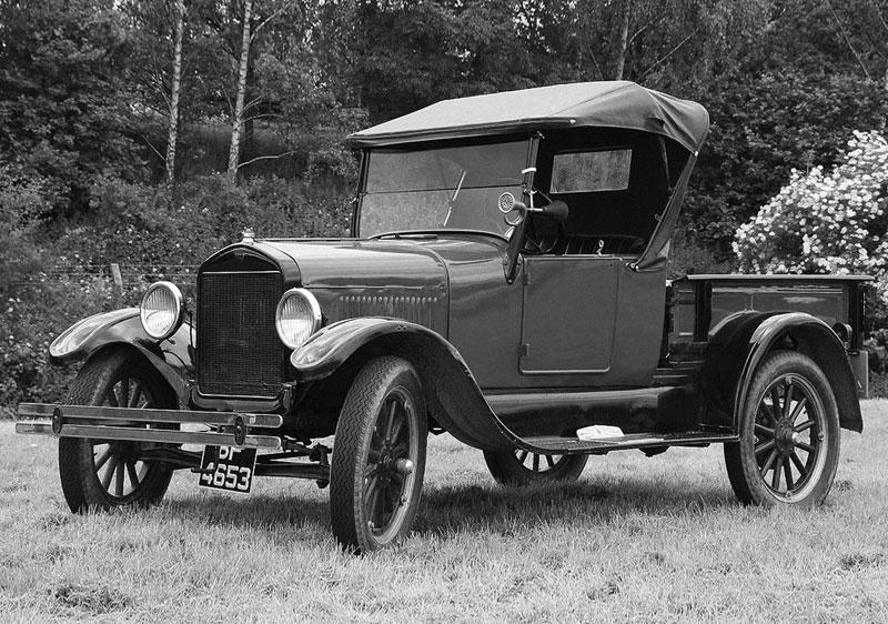 1927 Ford Model T pickup