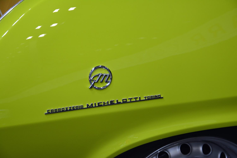 rear quarter panel badge