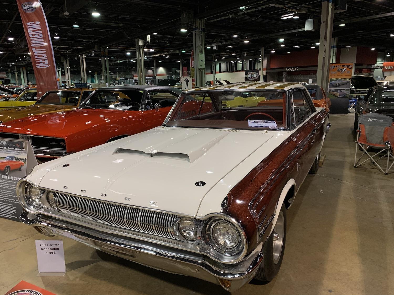 1964 Dodge 440 Max Wedge 426 front three-quarter
