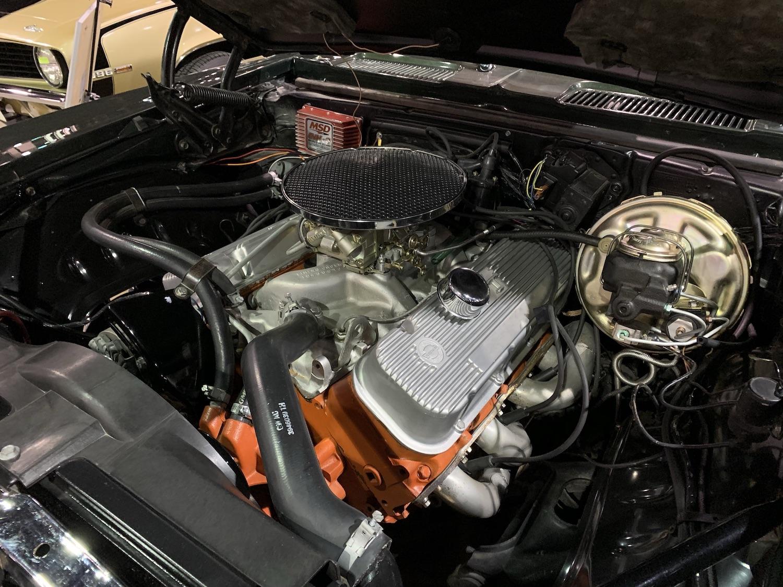 1969 Camaro COPO 427 engine