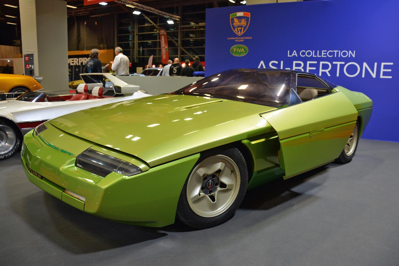 1984 Chevrolet Ramarro front three-quarter