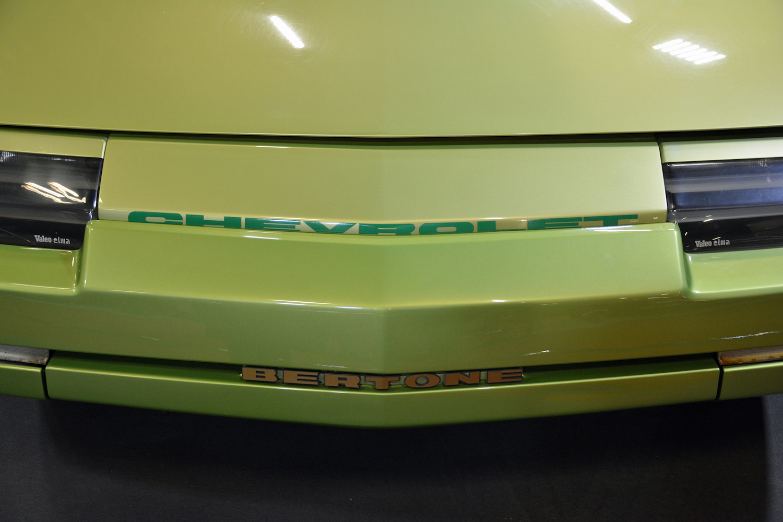 1984 Chevrolet Ramarro front closeup