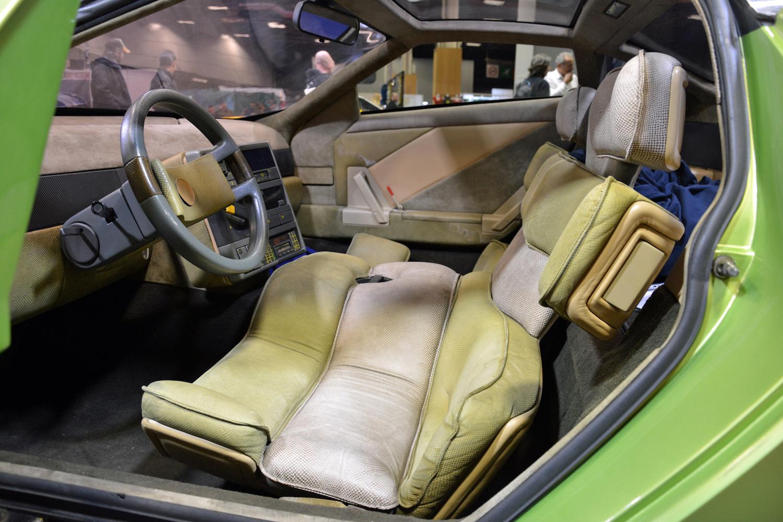 1984 Chevrolet Ramarro interior